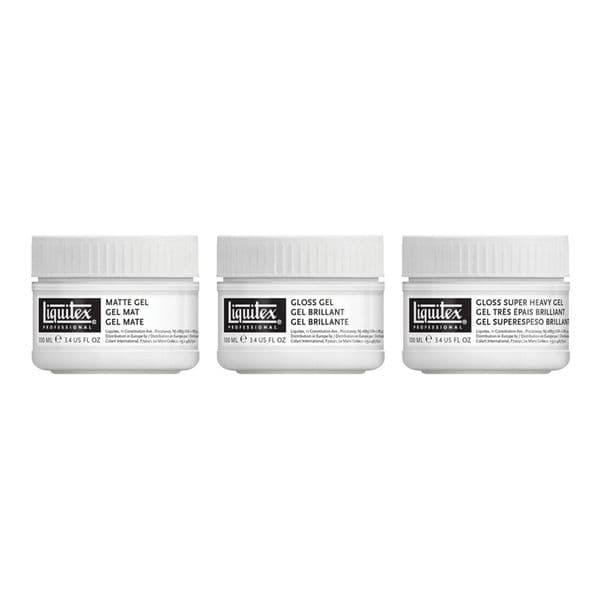 Liquitex Professional Acrylic Mediums Set